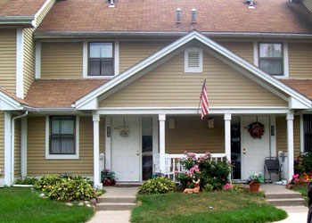 Apple Valley Townhomes Romeo Michigan Townhome Rentals Berger