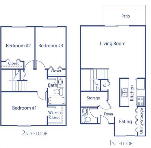 Empire Custom Flooring Inc: Apple Valley Townhomes Romeo Michigan Townhome Rentals