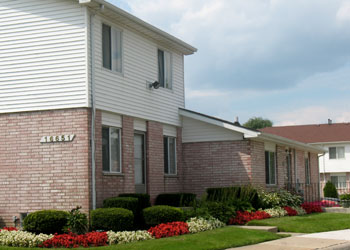 Kensington Place Townhomes Roseville Mi Apartment